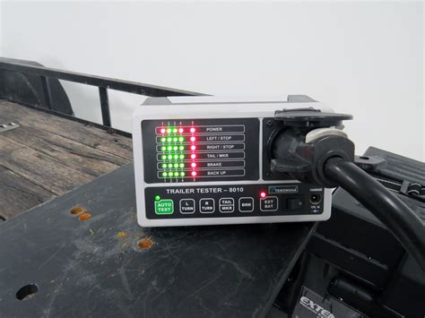 trailer light tester box trailer wiring tester wiring diagram and schematic