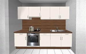 Küche 260 Cm : alno wellmann k che ovp k chenzeile alena 260 270 cm herdset ebay ~ Indierocktalk.com Haus und Dekorationen
