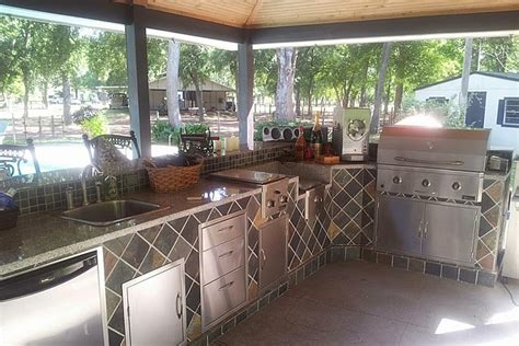 outdoor kitchen designs houston houston outdoor kitchens 3848