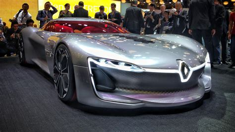 The Renault Trezor Concept Looks Stunning Fit My Car Journal