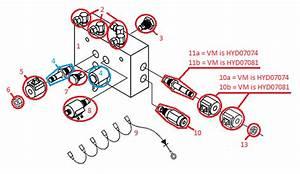 Sport Duty Rt3 Valve Assembly Hyd07075