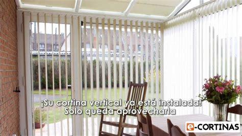 cortinas verticales como instalar cortinas verticales