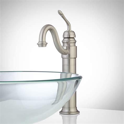 vessel sink and faucet yale single hole vessel faucet with pop up drain vessel