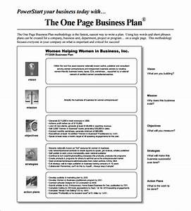 business action plan template 12 free sample example With two page business plan template