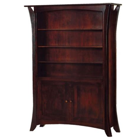 kitchen bookcases cabinets calodonia amish bookshelves amish office furniture 2323