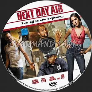 Next Day Air dvd label - DVD Covers & Labels by ...
