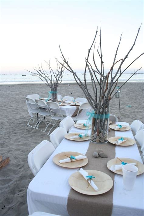 25 Best Ideas About Beach Table Decorations On Pinterest
