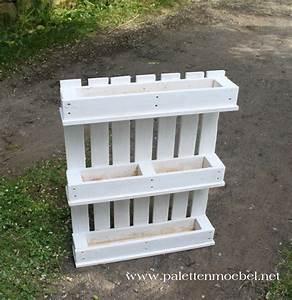 biogarten fertig blumenkaste aus palette upcycling With französischer balkon mit paletten möbel garten