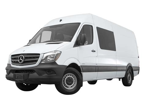 """Flexible, reliable and above all, safe: 2019 Mercedes-Benz Sprinter Crew Van 3500XD High Roof 144"""" 4WD 