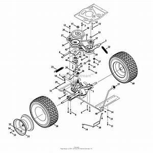 Mtd 13b226jd099  247 290000   Rer1000   2013  Parts