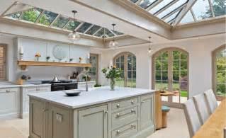 kitchen conservatory ideas 25 best ideas about orangery extension kitchen on