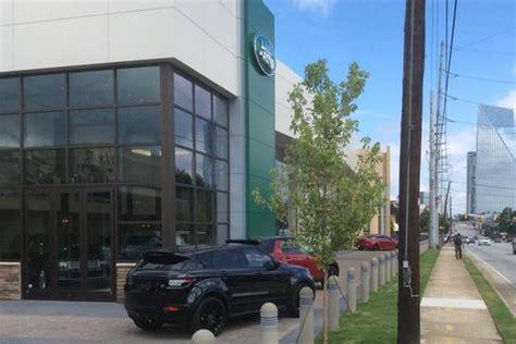 hennessy jaguar land rover buckhead car dealership