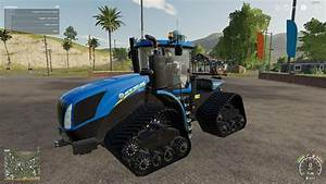 New Holland Us T9 700 Updated V1 1 Fs 19