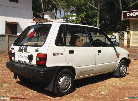 maruti  modification assistance required page