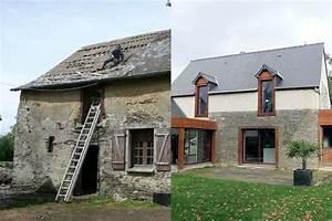 avant apres 30 maisons renovees par les lecteurs With la maison de l artisan 8 photos de mes travaux renovation avant et apras