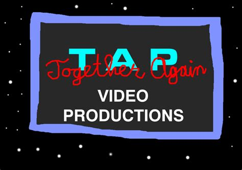 Together Again Video Productions Logo (1988-1997) By