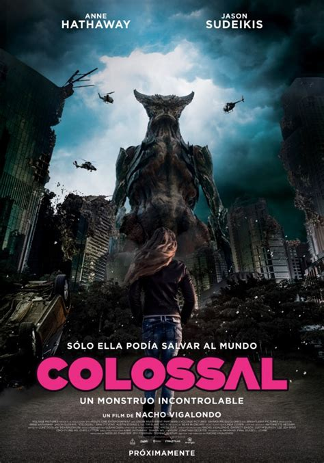 Colossal - Film 2017 | Cinéhorizons