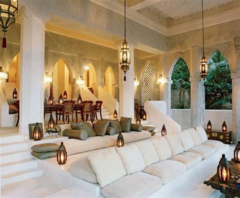 canapé style marocain le salon marocain de quot mille et une nuits quot en 50 photos