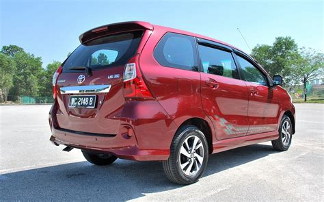 Review Toyota Avanza by Toyota Avanza 1 5s Test Drive Review Autoworld My