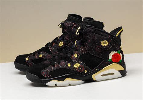 Air Jordan 6 Cny Chinese New Year Release Date  Sneaker Bar Detroit