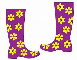 Rain Boots Clipart Free Stock Photo - Public Domain Pictures