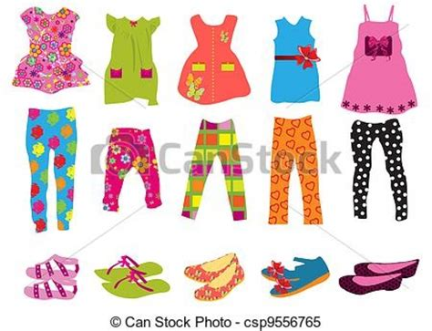 Clothing Clip Children S Clothing Clipart Clipground
