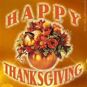 Thanksgiving - Pictures, Wishes & Animated GIFs.