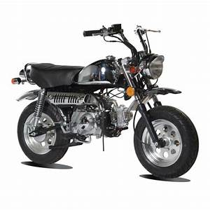 Moto De Ville : le skymini monkey 125cc une moto scooter nerveuse et maniable ~ Maxctalentgroup.com Avis de Voitures
