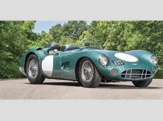 1956 Aston Martin DBR1 Roadster breaks record to become