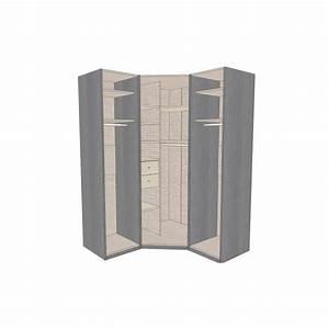 Armoire D Angle Dressing : dressing d angle pas cher maison design ~ Premium-room.com Idées de Décoration