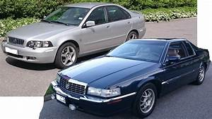 Cadillac Eldorado 4 9l V8 Acceleration Tests   My Volvo S40 2004  Gopro Onboard Wide Angle View