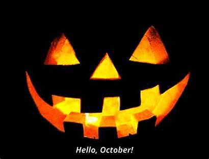 Halloween Gifs October Hello Coming