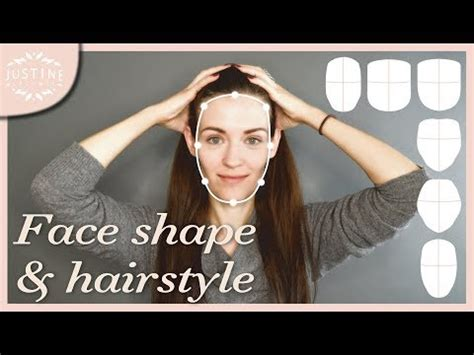good hairstyles   face shape   determine