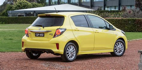 toyota yaris pricing  specifications