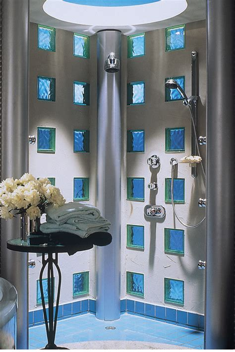 Glass Block Designs For Bathrooms by 5 Design Ideas To Modernize A Glass Block Wall Or Window