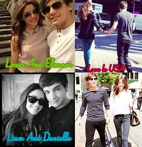 Louis And Eleanor, Liam And Danielle by MovesLikeTomlinson ...