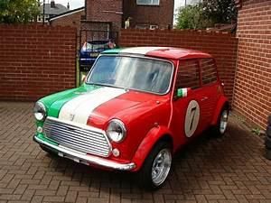Classic Mini PL Special Italian Job You Drive Car