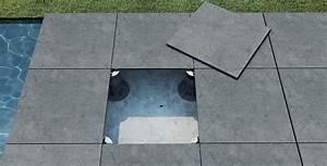 Feinsteinzeug Fliesen Verlegen : terrassenplatten auf stelzlager vorteile von ~ Michelbontemps.com Haus und Dekorationen