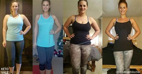 rebekah hilschers keto success transformation story