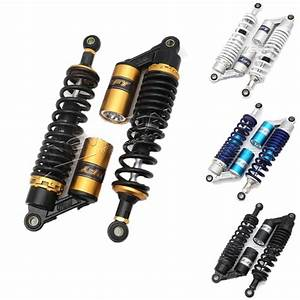 Universal 13 5 U0026quot  340mm Air Shock Absorber Rear Suspension
