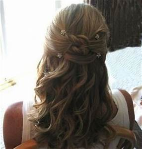 Modele flokesh per nuse – Hair Styling for brides (Pjesa 1 ...