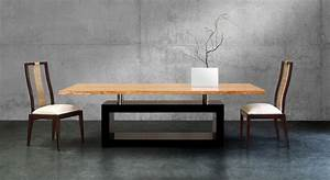 Modern Dining Room Tables - 13 Cool Ideas and Photos