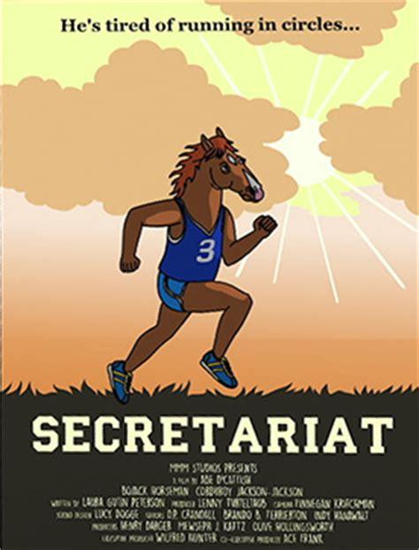 secretariat bojack horseman wiki fandom powered  wikia