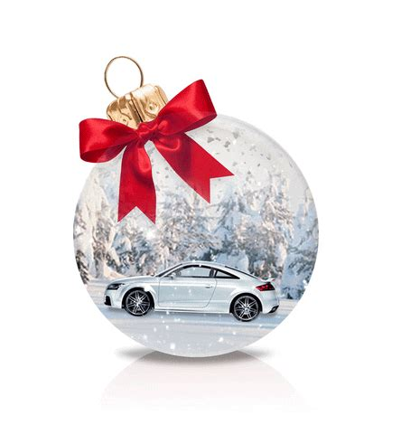 christmas audi gif find share  giphy