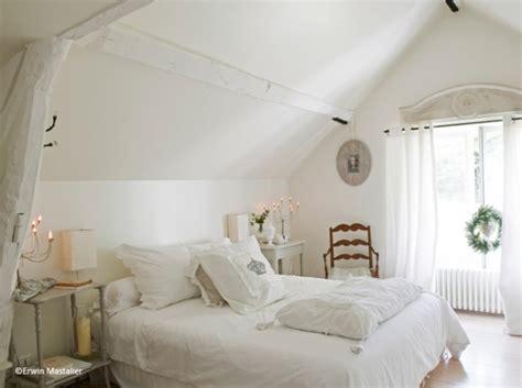 d馗oration chambre blanche décoration chambre blanche exemples d 39 aménagements