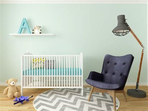 go ask 10 ideas for decorating a nursery on a budget