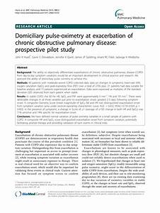(PDF) Domiciliary Pulse-Oximetry at Exacerbation of ...