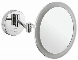 Kosmetikspiegel 5 Fach : kosmetikspiegel mit 5 fach vergr erung rund online ~ Watch28wear.com Haus und Dekorationen