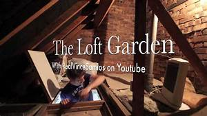 The Loft Garden  Grow Tent  U0026 Wiring  S01e01