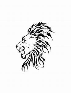 34 best Lion Tattoo Outline images on Pinterest | Simple ...